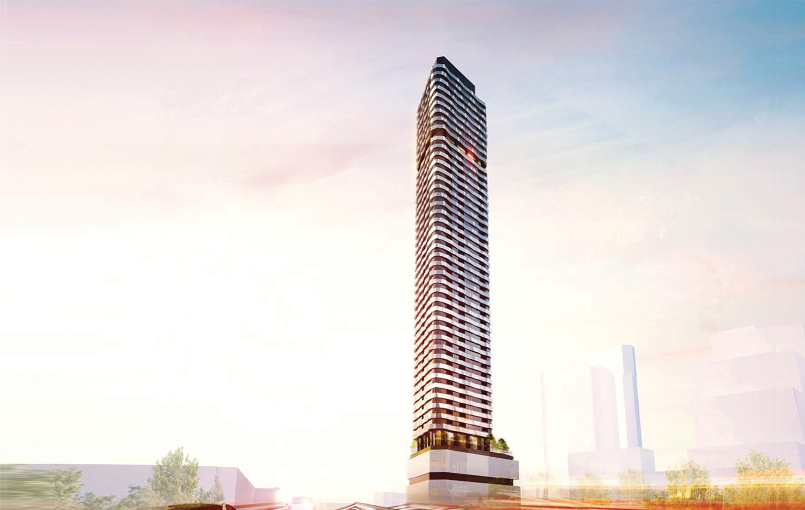 SOUTHBANK | 88 Melbourne | 84-90 Queensbridge Street | 208 m | 61L | Residential
